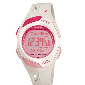 CASIO Runner STR300-7 Ten-Year Sports Watch